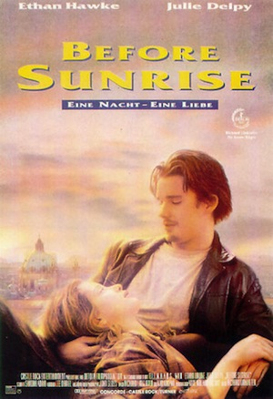 Beste Gute Filme: Filmplakat Before Sunrise