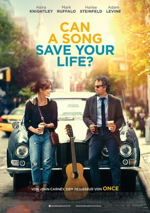 Beste Gute Filme: Filmplakat Can a Song Save Your Life