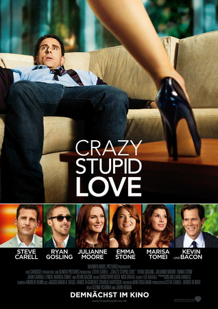 Filmplakat Crazy Stupid Love
