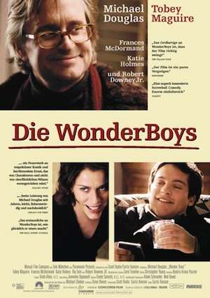 Filmplakat Wonder Boys