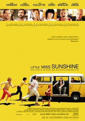 Beste Gute Filme: Filmplakat Little Miss Sunshine