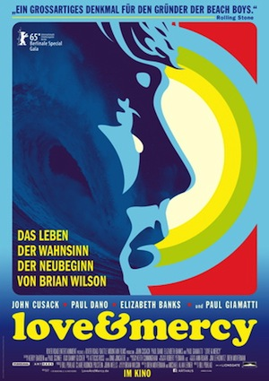 Beste Gute Filme: Filmplakat Love and Mercy