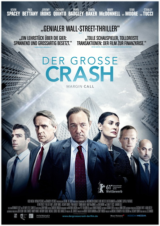Filmplakat Margin Call