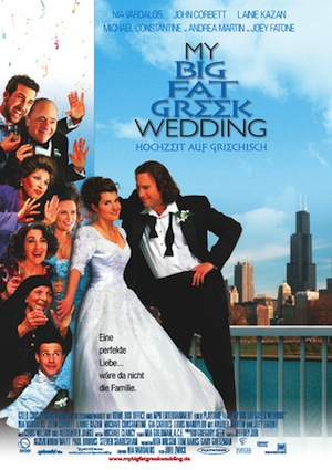 Filmplakat My Big Fat Greek Wedding