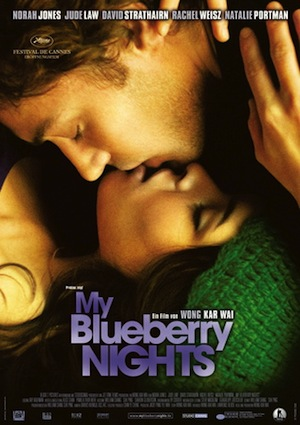 Beste Gute Filme: Filmplakat My Blueberry Nights
