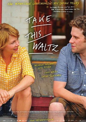 Filmplakat Take this Waltz