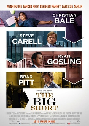 Filmplakat The Big Short