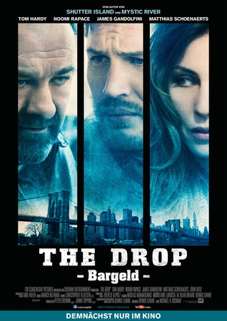 Beste Gute Filme: Filmplakat The Drop - Bargeld