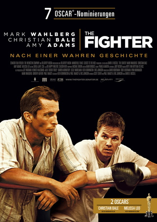 Beste Gute Filme: Filmplakat The Fighter