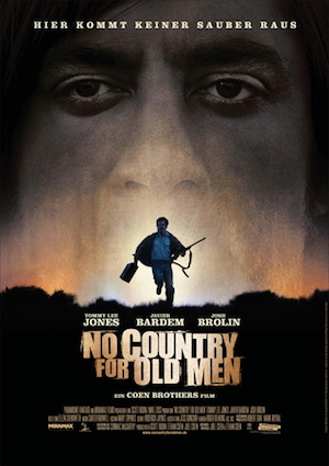 Filmplakat No Country for Old Man